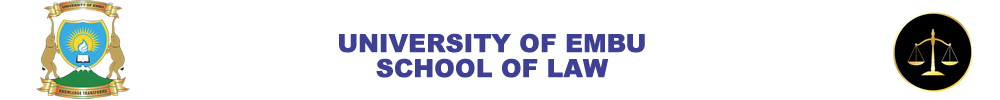 University of Embu School of Law